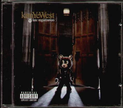 Cd Kanye West Late Registration kanye west late registration records lps vinyl and cds musicstack