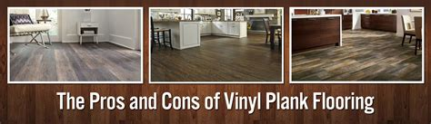 vinyl plank flooring pros and cons wood plank porcelain
