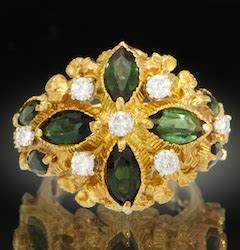 Cv083 605 Ct Beautiful Carved In Citrine jewelry october 2012 auction