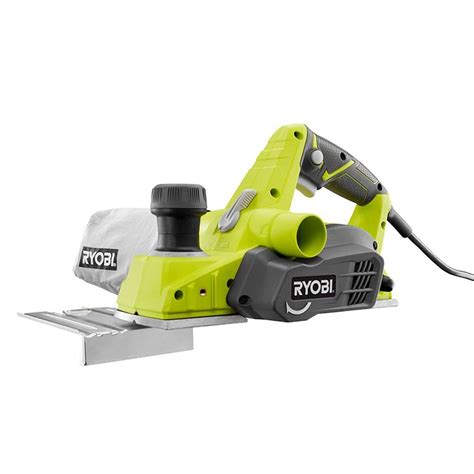 ryobi 6 3 1 4 in corded planer hpl52k the home