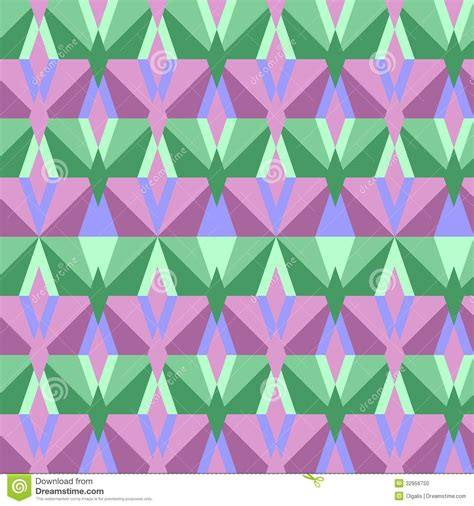 abstract pattern for website seamless abstract triangle pattern stock illustration