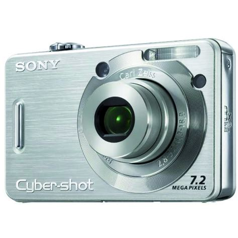 Sony Dslr Cybershot sony cybershot dsc w55 digital review digital photography tutorials