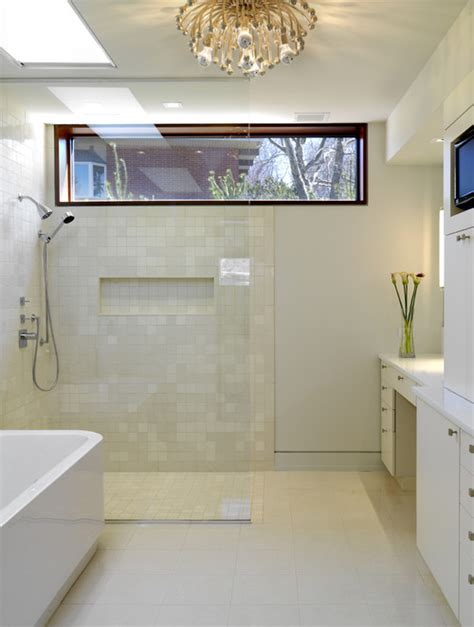 windows in bathroom showers what window products can be within a shower