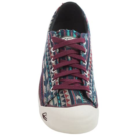 keen sneakers womens keen coronado canvas sneakers for 122jw save 42