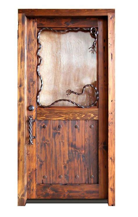 western exterior doors 17 best ideas about cabin doors on rustic doors cabin furniture and rustic front doors