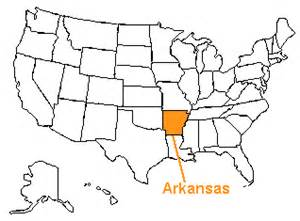 the us50 a guide to the state of arkansas geography