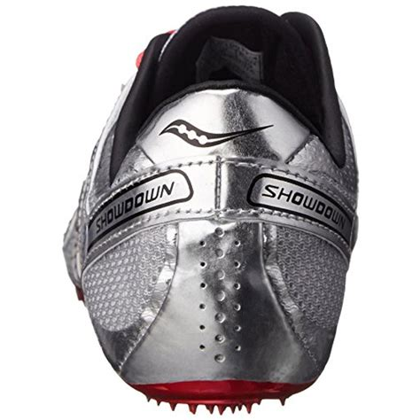 athletic running shoes spikes saucony 5730 womens showdown track spikes running shoes