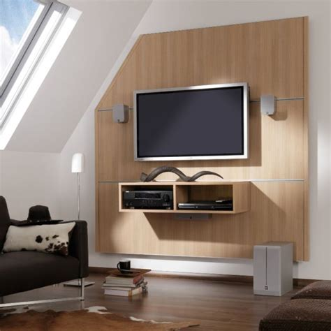 tv wall furniture 12 different tv wall units that brings positive vibrations