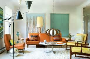 Retro Home Interiors 5 Essential Mid Century Modern Decor Accents