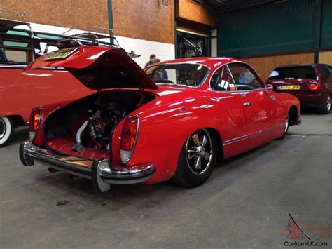 karmann ghia 1973 karmann ghia coupe 1973 vw volkswagen slammed narrowed on