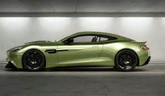 Custom Aston Martin Vanquish Official 2013 Aston Martin Vanquish By Wheelsandmore