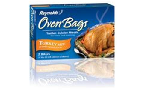 best turkey size oven cooking bag recipe on