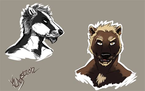 Kaos The Hobbit The Hobbit 06 badger and wolverine by the maddog on deviantart