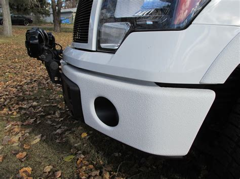 white bed liner spray truck bumpers ford autos post