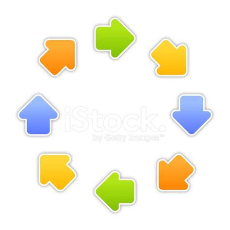 arrow label color sticker satin fl 232 che autocollant couleur 201 tiquette satin ic 244 ne web