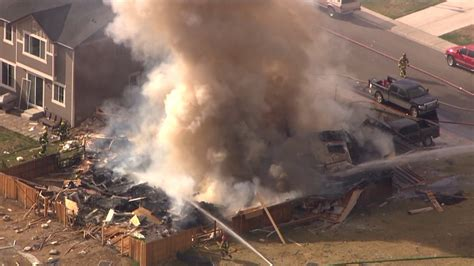 House Explosion by Firestone House Explosion Adds Urgency To Setbacks Debate Colorado Pols