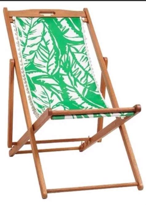 What Does Target Look For In A Background Check Lilly Pulitzer For Target Boom Boom Teak Folding Chair Chairs