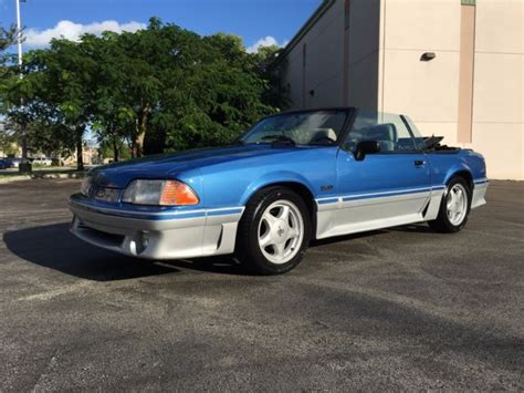 ford 5 0 crate motor 1988 ford mustang gt 5 0 convertible clean crate motor