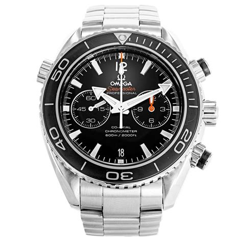 Black Omega Seamaster Planet Ocean 232.30.46.51.01.001   Replica Watches Store