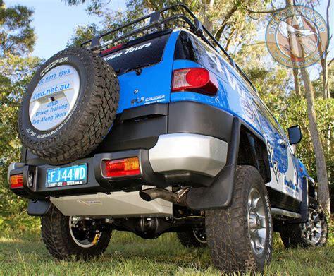 Fuel Tank Capacity Of Toyota Land Cruiser 120l Auxiliary Hi Capacity Fuel Tank The Ranger