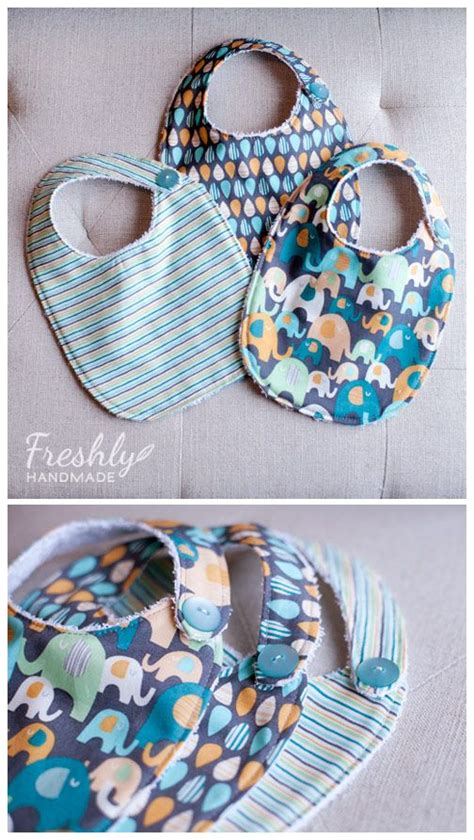 Handmade Bibs And Burp Cloths - the world s catalog of ideas
