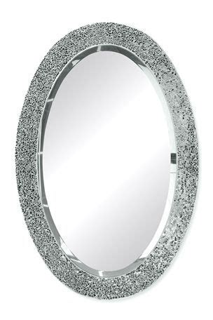 silver oval mirrors bathroom buy silver oval mirror from the next uk online shop