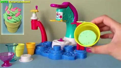membuat es cream mainan lilin mainan masak masakan membuat es krim dari lilin