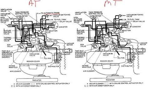 i need a vacuum diagram for an 1989 jeep larado solved i need a vacuum hose routing diagram 1989 geo fixya