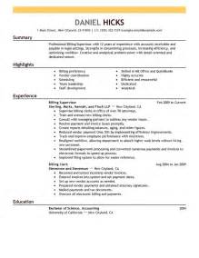 Medical Billing Specialist Resume Examples Legal Billing Clerk Resume Example Law Sample Resumes