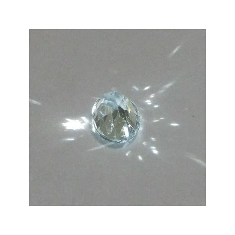 Perhiasan Topaz Blue Warna Mewah Termurah single oval topaz 1 3 carat
