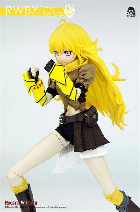 threezero rwby  xiao long  action figure otaku hq