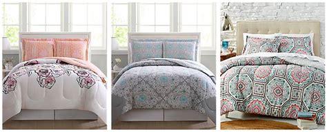 macy s bed in a bag sale macy s com bed in a bag reversible comforter sets just