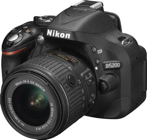 Nikon D5200 Lensa Kit 18 55mm nikon d5200 kit 18 55 vr ii skroutz gr