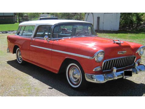1955 chevrolet nomad for sale classiccars cc 962205