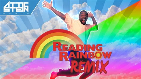 reading rainbow themes reading rainbow theme song remix prod by attic stein