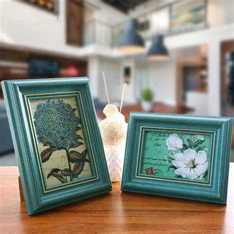 frames for home decoration cheap creative vintage diy photo frame new arrival