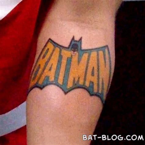batman tattoo with name batman tattoo tattoos pinterest logos names and batman