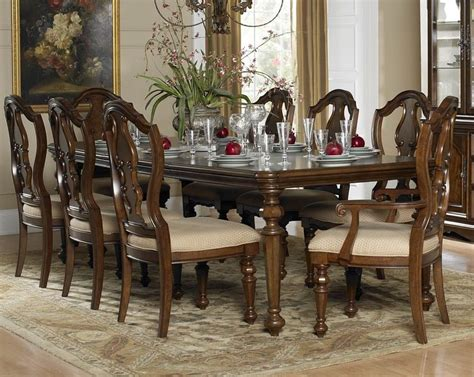 9 pcs dining room set 9 piece dining room set marceladick com