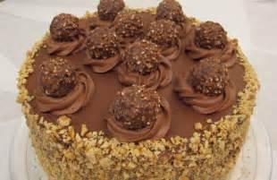 kako se pravi ferrero rocher torta recept