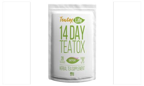 Teatox Lyfe Detox Tea detox tea mint teatox 14 28 day cleanse herbal 28