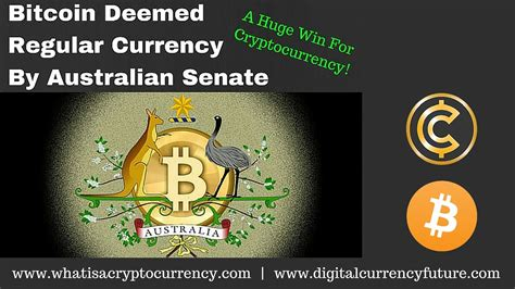 Buy Bitcoin Australia 2 by Buy Bitcoins Australia Bitcoin Deemed Regular Currency In