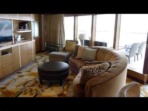 disney wonder one bedroom suite disney fantasy cruise room tour concierge 1 bedroom suite