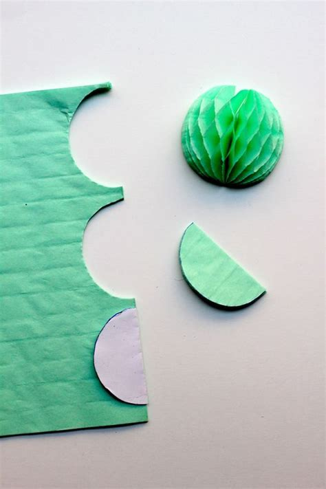 How To Make Paper Balls For Decoration - 17 best ideas about honeycomb paper on paper