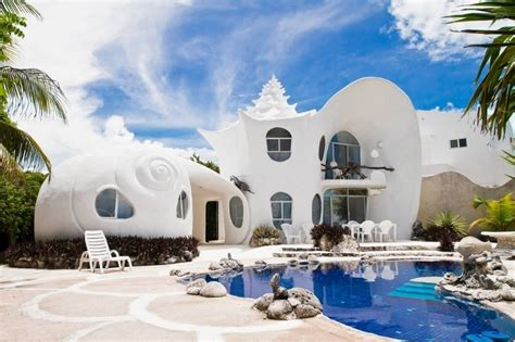 shell house isla mujeres airbnb dream homes to stay in around the world travelstart blog