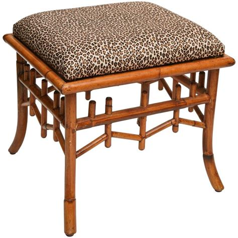 rattan bench sale superb bamboo rattan bench at 1stdibs