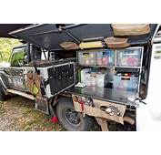CAMPER TRAILER KITCHENS GUIDE  AUSTRALIA