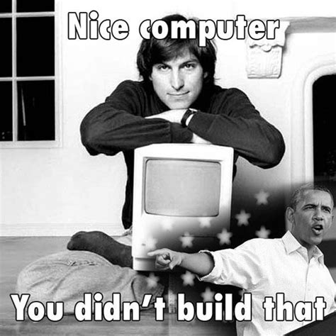you didn t build that the patriot post