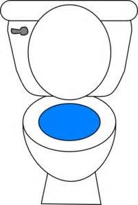 Bathroom Toilet Clipart Trips Toilets And Runners On