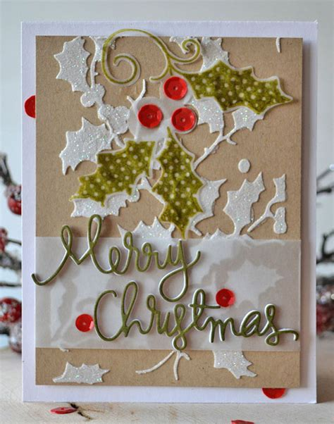 card diy ideas 30 beautiful diy card ideas for 2014