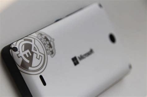 Microsoft Lumia Real Madrid microsoft lumia 430 edisi real madrid hadir di indonesia